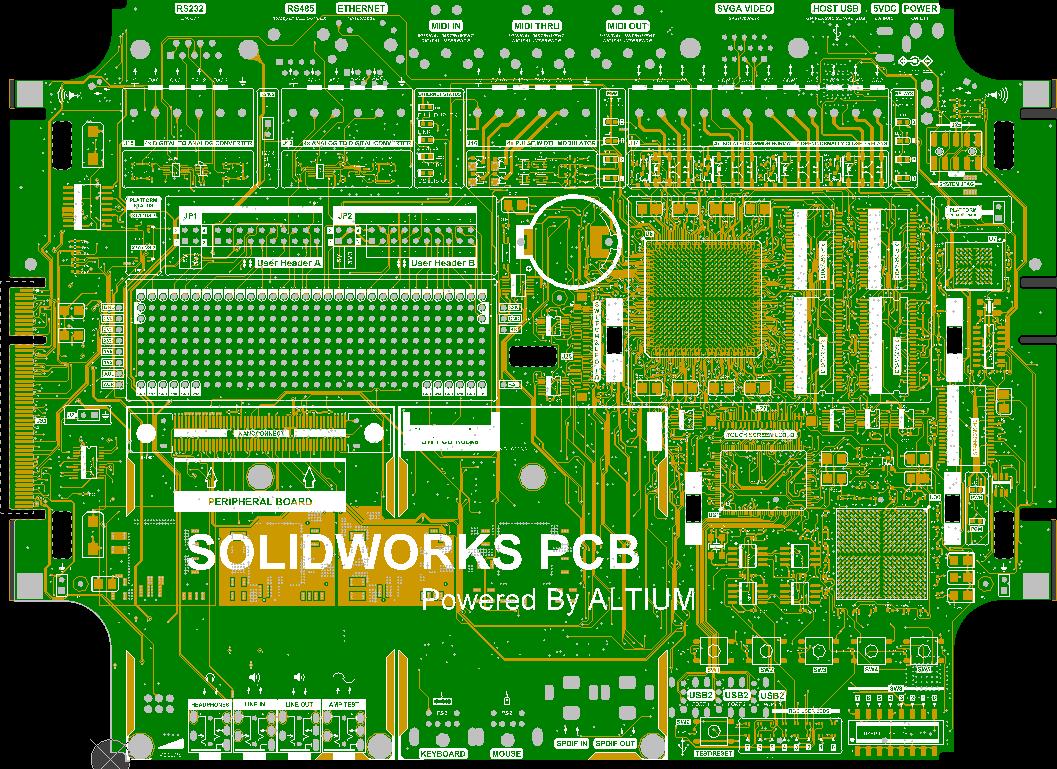 Praktični seminar SolidWorks PCB
