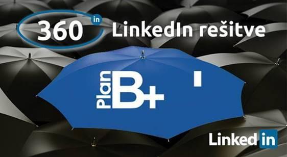 Št. 1 za vaš poslovni uspeh = LinkedIn