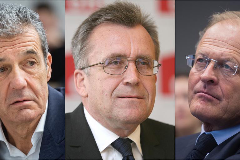 Je to dokaz, da je bil posel na drugem tiru že rezerviran za Petriča, Polaniča in Škrabca?