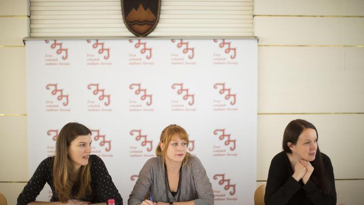 V Sindikatu Mladi plus opozorili na problem brezposelnosti in prekarnosti mladih #video