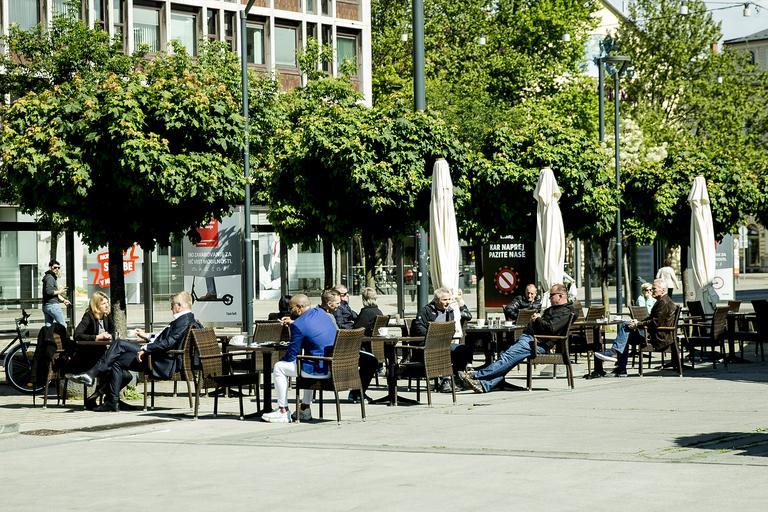 Prazni ljubljanski hoteli: število nočitev padlo za 76 odstotkov