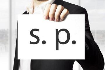 Med MSP v Sloveniji lani največ samostojnih podjetnikov posameznikov
