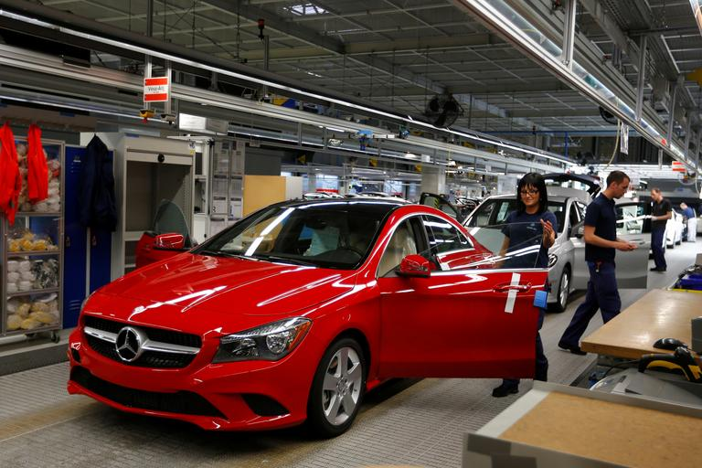 Nemško gospodarstvo v tretjem četrtletju z 8,5-odstotno rastjo