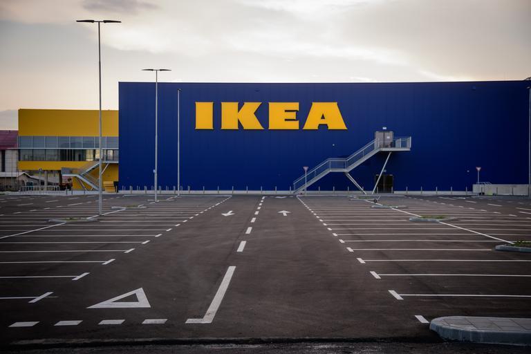Odprtje Ikee: kupci v novo trgovino samo ob rezervaciji