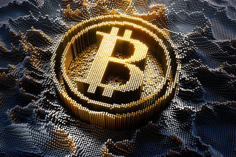 Bitcoin prvič presegel vrednost 60 tisoč dolarjev