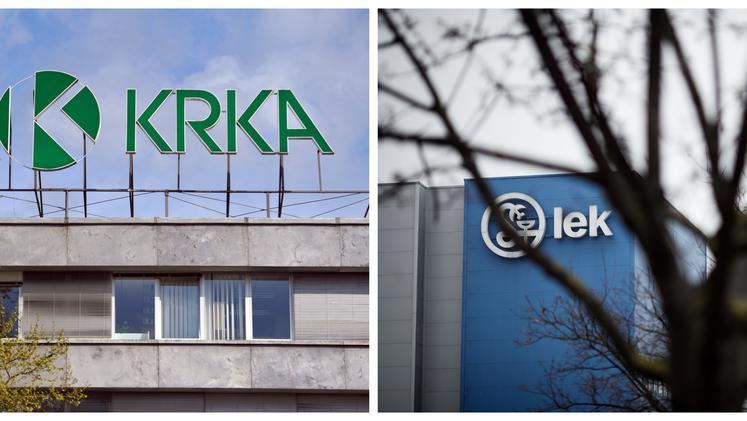 Zaposlujejo Krka, Lek, A1 Slovenija, Cosylab, Sanolabor, Cetis