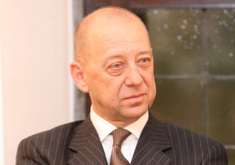 Tibor Šimonka je novi predsednik GZS