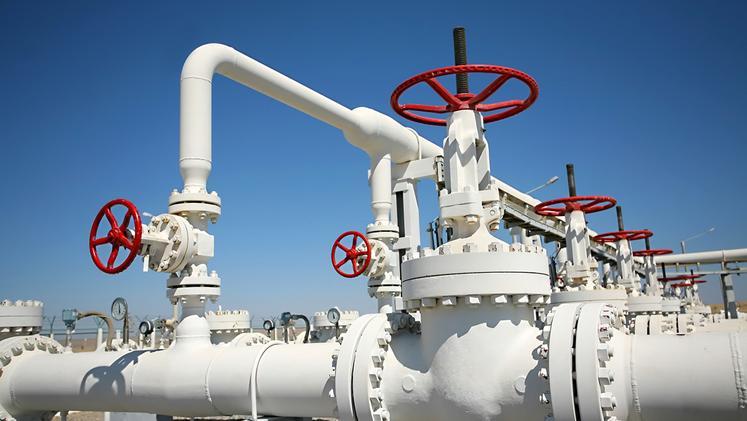 V Evropi cene plina še navzgor