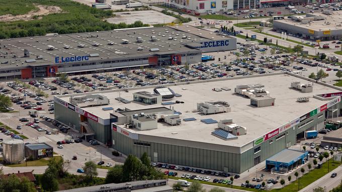 Poplava trgovskih središč, kje v Sloveniji jih je največ?