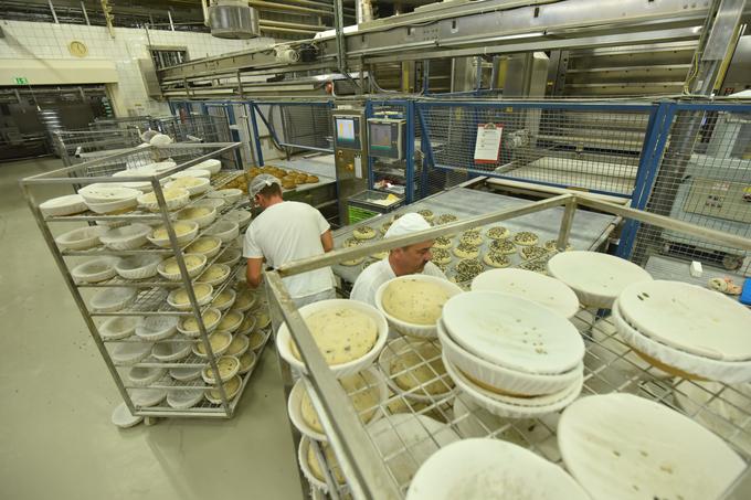Slovenski pek išče novega lastnika