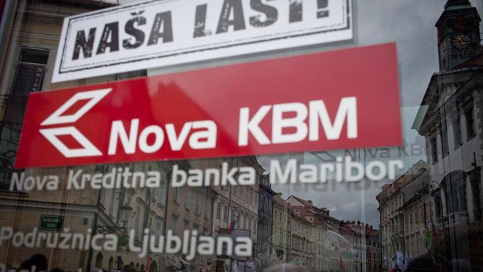 Američani odslovili strah in trepet uslužbencev Nove KBM