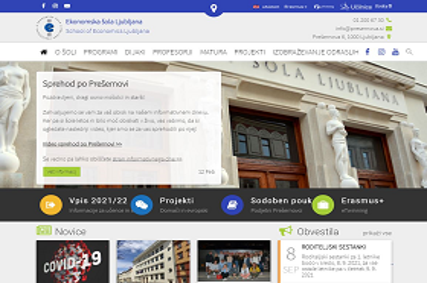 Obišči  http://www.presernova.si