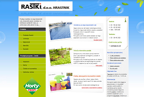 Obišči  http://www.rastki.si