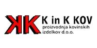 K IN K KOV, PROIZVODNJA KOVINSKIH IZDELKOV D.O.O.