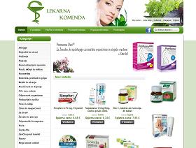 Obišči  http://www.lekarna-komenda.si
