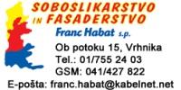 HABAT FRANC S.P. SOBOSLIKARSTVO