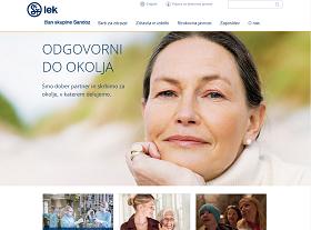 Obišči  http://www.lek.si