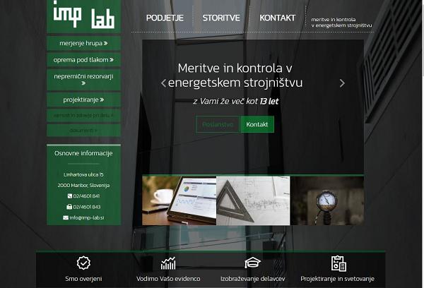 Obišči  http://www.imp-lab.si