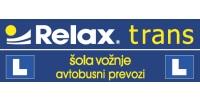 RELAX TRANS D.O.O. AVTOŠOLA IN AVTOBUSNI PREVOZI