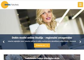 Obišči  http://www.fakulteta.doba.si