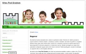 Obišči  http://www.vrtec-podgradom.org