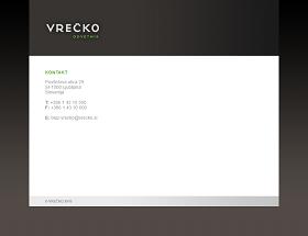 Obišči  http://www.vrecko.si