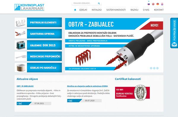 Obišči  http://www.kovinoplast.si