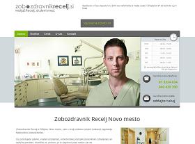 Obišči  http://www.zobozdravnikrecelj.si