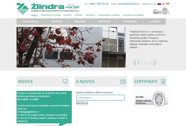 Obišči  https://www.zlindra.com
