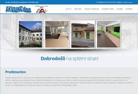 Obišči  http://www.akvaing.si