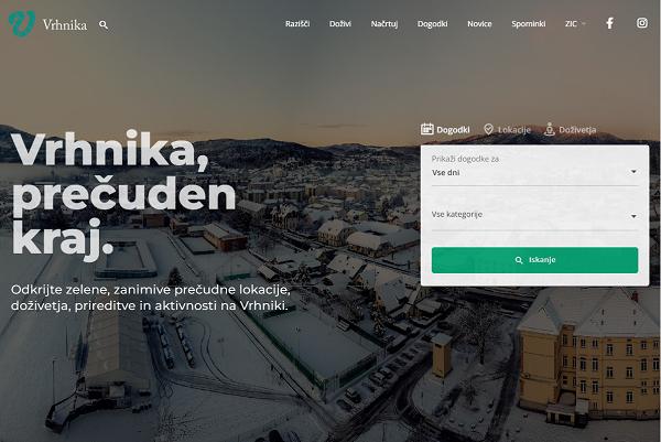 Obišči  http://www.visitvrhnika.si