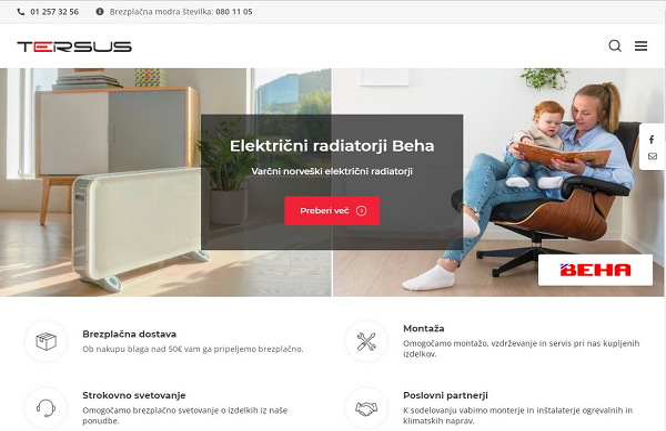Obišči  https://www.tersus.si