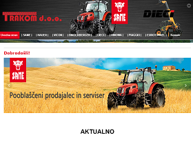 Obišči  http://www.trakom-slo.com