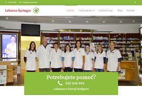 Obišči  http://www.lekarna-springer.si