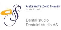 DENTALNI STUDIO AS, ALEKSANDRA ZORIČ HOMAN, DR.DENT.MED.