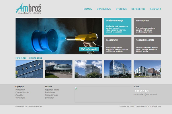 Obišči  http://www.ambroz-sp.si