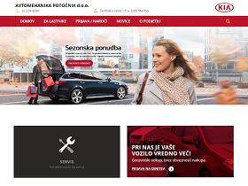 Obišči  http://potocnik.kia.si