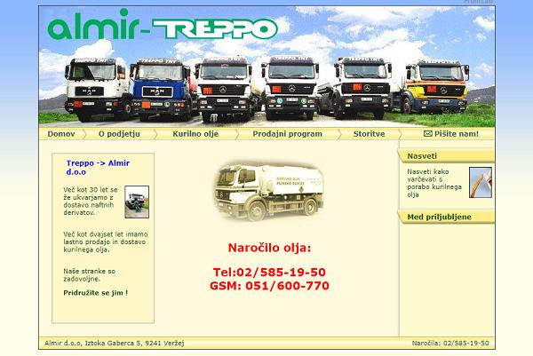 Obišči  http://www.almir.si