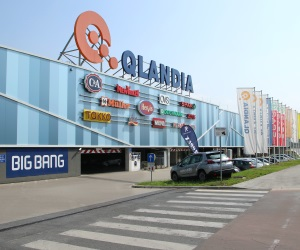 QLANDIA MARKETING D.O.O. QLANDIA KAMNIK NAKUPOVALNI CENTER