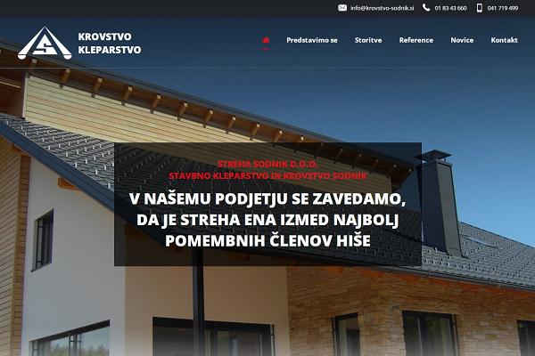 Obišči  https://www.krovstvo-sodnik.si