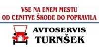 AVTOSERVIS TURNŠEK, SIMONA TURNŠEK S.P.