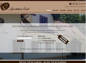 Obišči  http://www.gostilna-cad.si