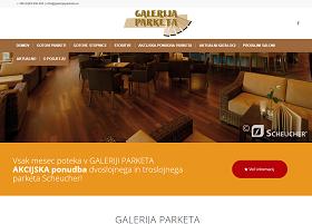 Obišči  http://www.galerijaparketa.si