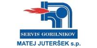 SERVIS GORILNIKOV, PLINSKIH PEČI IN KOTLOV ZA CENTRALNO OGREVANJE, MATEJ JUTERŠEK S.P.
