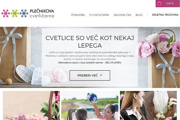 Obišči  https://www.plecnikova-cvetlicarna.si