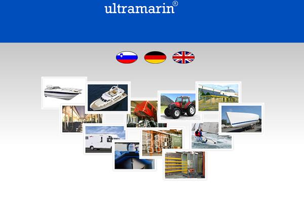 Obišči  http://www.ultramarin.si