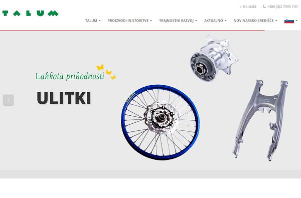 Obišči  https://www.talum.si