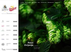 Obišči  http://www.pivovarnalaskounion.si