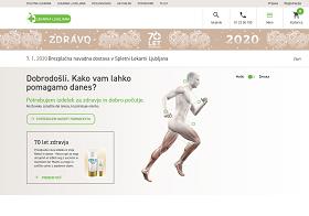 Obišči  http://www.lekarnaljubljana.si