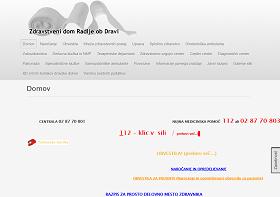Obišči  http://www.zd-radlje.si